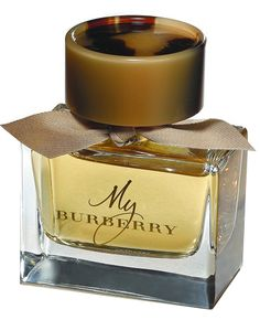 My Burberry Burberry perfume - a new fragrance for women 2014
