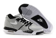 official photos 35968 9feb8 Nike Air Flight  89 Wolf Grey Black-White Shoes For Sale Free Shipping  BXd7P, Price   94.00 - Nike Rift Shoes