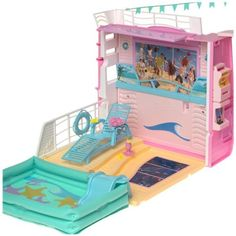 Barbie Doll House Boat Party Cruise Ship Playset Camera in Dolls & Bears, Dolls, Barbie Contemporary Barbie Car, Barbie Sets, Barbie Doll House, Barbie Dream House, Barbie Dolls, Barbie Clothes, Girls Dollhouse, Dollhouse Dolls, Toy Cars For Kids