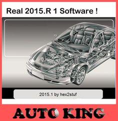 Super nachrichten! original 2015,1 Software dvd! für alle modell vd ds cdp tcs pro plus/wo cdp multidiag pro autos lkw scan tool