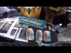 Philly Tattoo con Rich Bustamante, Ryan Thompson, Rose Red