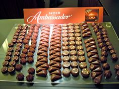 To Europe With Kids: Maison Cailler Chocolate Factory Tour
