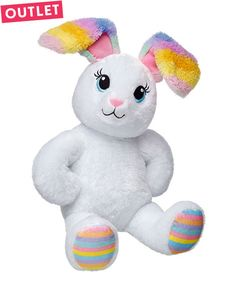 Outlet Sweet Stripes Bunny | Build-A-Bear
