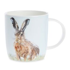 Hare Mug | Laura Ash