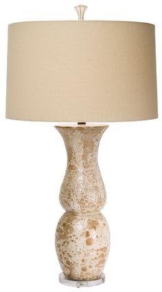 Cambio Bianco Lamp | Laura Ramsey Furniture & Interiors | Alpharetta, GA