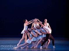 """Concerto Barocco"" Choreographed by George Balanchine"
