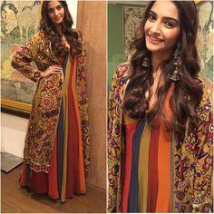 """Sonam kapoor  #Bollywood #style #fashion #beauty #indianfashion #celebstyle #bollywoodstyle…"""""""