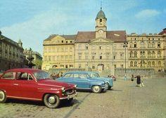 Czech Republic - Sixties in Teplice (Teplitz)