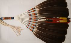 81 Best Fans Images In 2014 Native American Beadwork