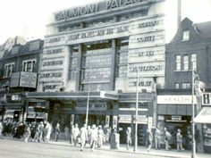 Odeon Lewisham in London, GB - Cinema Treasures London History, Local History, British History, Vintage London, Old London, Greenwich London, South London, Its A Wonderful Life, Vintage Pictures