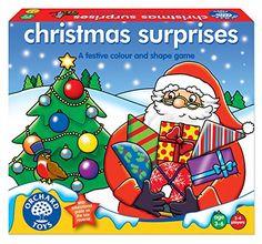 Orchard Toys – Orch508 – Jeu De Société Éducatif – Surprises De Noël