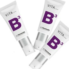 Improve your skin with a superior product such as our VITA B3 cream to prevent and treat chronic redness, ageing and hyperpigmentation. Use daily to achieve best results. #pHformula #skinresurfacing #artofskinresurfacing #skinhealth #homecare #completerestoration #chronicredness