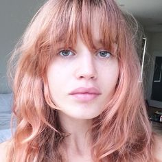 Move over strawberry blondes, because blorange hair is about to become the hair dye trend we're claiming is completely natural.
