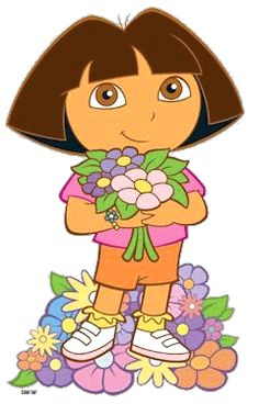 Cartoon Characters: Dora the Explorer (PNG) Gifs Lindos, Alfabeto Animal, Dora And Friends, Dora The Explorer, Cartoon Characters, Fictional Characters, Picsart, Tweety, Minnie Mouse