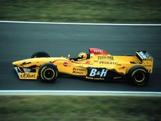 Ralf Schumacher, Interlagos 1997, Jordan 197