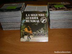 Coleccion SAPE de la Segunda Guerra Mundial, 1128 fichas