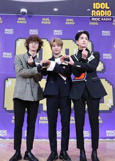 Hyunjin (Stray Kids), Younghoon (The Boyz) & Hwiyoung Joo Haknyeon, Fandom, Aradia, My Little Baby, Golden Child, Clint Eastwood, Korean Celebrities, Angkor, Kpop Boy