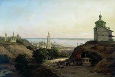 Чернецов Никанор Григорьевич (1802- 1865) - Юрьевец Повольский, 1851