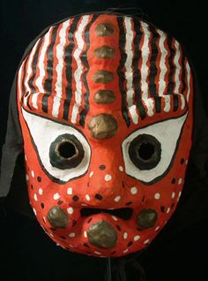 Korean Mask - Folk mask from Korea