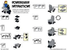 Powerchair Instructions