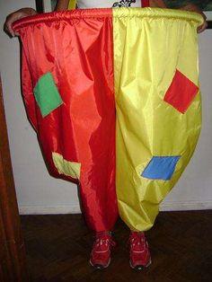 Pantalon de payaso para emboque de pelotas Pantalón de payaso para emboque de pelotas. Paracaídas en tela de avión,túneles, juegos de emboque ... http://olivos.evisos.com.ar/pantalon-de-payaso-para-emboque-de-pelotas-id-754209