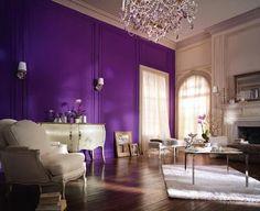Purple and Classy