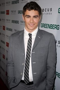 Dave Franco, I will find you and I will marry you, and we will have beautiful babies together