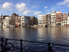 Didn't believe Amsterdam was this beautiful!!