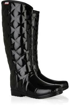 rain boots - cute & fancy!