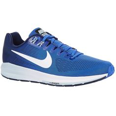 Nike Air Zoom Structure 21 Trainers (455 PEN) ❤ liked on Polyvore featuring shoes, sneakers, training sneakers, nike shoes, nike footwear, nike sneakers and nike