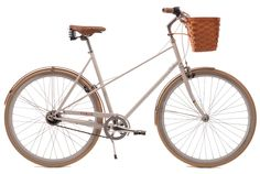 Public M8 Rivoli-love the bamboo fenders!