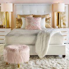 8 Tricks zu einem luxuriösen Schlafzimmer Designing für