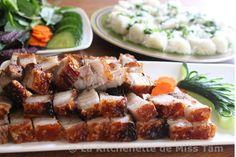 Porc laqué croustillant (Thịt heo quay) | La kitchenette de Miss TâmLa kitchenette de Miss Tâm