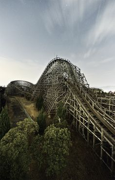 Nara Dreamland, Japan (theme park built in 1961 and closed in 2006), by Suspiciousmind