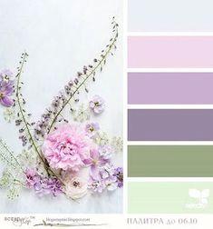 beautiful color palette by design seeds Palette Pastel, Spring Color Palette, Colour Pallette, Color Palate, Spring Colors, Colour Schemes, Color Combos, Vintage Colour Palette, Spring Flowers