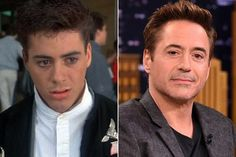 Where Are They Now: The Cast of 'Weird Science' -  Robert Downey Jr. Then: Weird Science was a then-20-year-old Downey Jr.'s first real film role. He would become one of the brightest young stars of the '80s before drugs, alcohol, arrests, and rehab forced him to rethink things in the 1990s.  Now: He's only one of the biggest movie stars in the world, appearing as Iron Man in the Marvel Cinematic Universe movies, among many others. He now produces his own films with his wife, Susan.