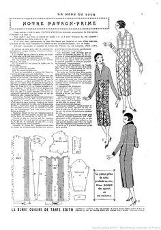 La Mode du jour. [1925/06/18