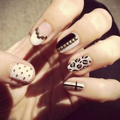 Glamorous nail designs ledufa marvellous glamorous nail designs 8 by inspiration article prinsesfo Image collections
