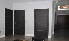 Modern interior doors are the latest trend in door construction and design.