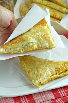 Get this easy and yummy recipe for Spicy Beef Jamaican Patties. Spice-filled and meaty incased in flaky pastry. They are simply delicious!