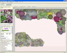 The Weatherstaff PlantingPlanner - Intelligent Garden Design Software for creating inspiring, tailor-made planting plans for your garden borders - for gardens large or small. Landscaping Software Free, Garden Design Software, Garden Tool Shed, Garden Tool Storage, Landscape Plans, Landscape Design, Landscape Architecture, Small Garden Plans, Vegetable Garden Planning