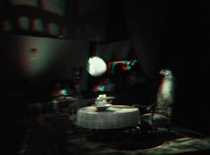 """The Haunted Mansion Inside! - Enter """"anaglyph glasses"""" in your search engine to order 3D glasses to view in 3D!"""