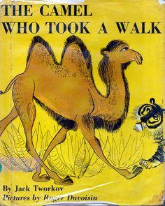 The Camel Who Took A Walk by Jack Tworkov by ElwoodAndEloise, $4.50