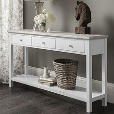 Console Table | 3 Drawers | White | with shelf | Premium ... https://www.amazon.co.uk/dp/B01JOXWMLS/ref=cm_sw_r_pi_dp_x_dkWZybW3EWJ7P