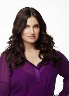 Idina Menzel [as Shelby Corcoran] - Glee