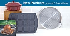 Awesome new tools and products at Pamperedchef - check out my website www.pamperedchef.biz/lourdesleite