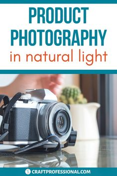 Product photography in natural light. How to photograph your crafts in outdoor light and window light. #productphotography #craftbusiness #craftprofessional Product Photography, Light Photography, Photography Tips, Selling Crafts Online, Craft Online, Craft Business, Great Photos, Outdoor Lighting, Natural Light