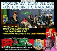 A verdade de Dilma