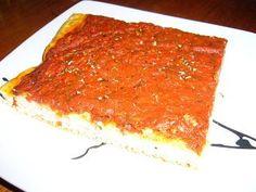 Pizza froide aux tomates, Photo 2