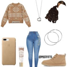 Source by trulynyafashions outfits baddie Baddie Outfits For School, Swag Outfits For Girls, Cute Swag Outfits, Teenage Girl Outfits, Cute Outfits For School, Cute Winter Outfits, Teen Fashion Outfits, Teenager Outfits, Dope Outfits